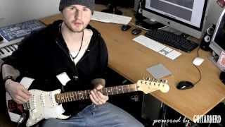 Gitarre lernen: Pharrell Williams - Happy (Akustik HD Guitar Nerd)