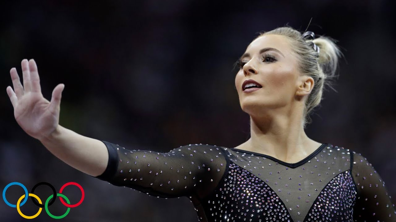 Upgraded Beam Routine by MyKayla Skinner for 2021 Olympic Trials