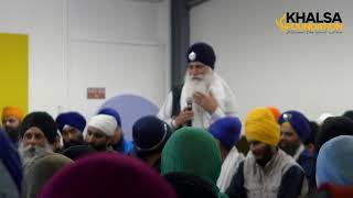Q&A - How can I approach elder Gursikhs and ask questions if I am afraid - Bhai Jarnail Singh