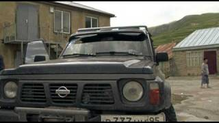 Дагестан-Чечня на Subaru Outback 3.6R (2/6)