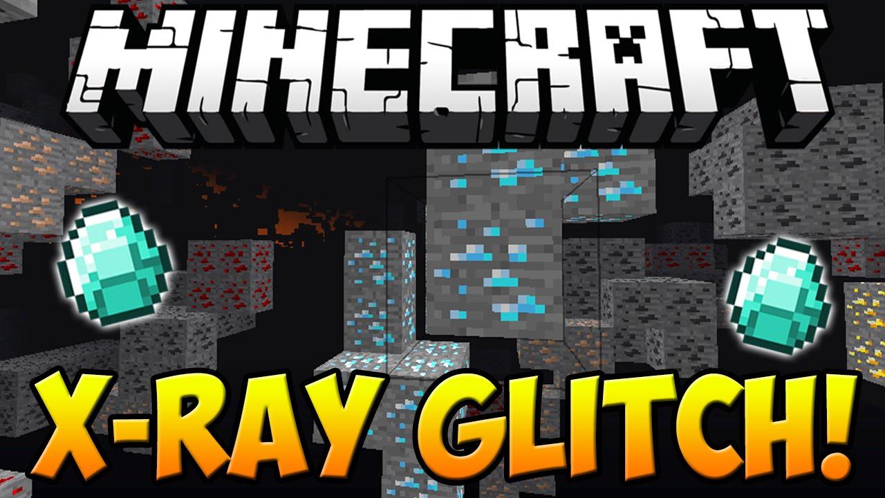 xray 1.8 minecraft