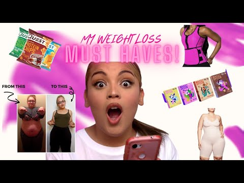 weight-loss-must-haves-you-need!-|-food-&-body-favorites-|-krissbeauty