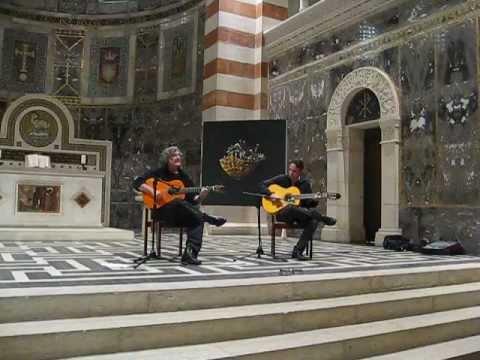 Baldi and Barak Olier perform Rodrigo's Concierto de Aranjues (2nd movement)