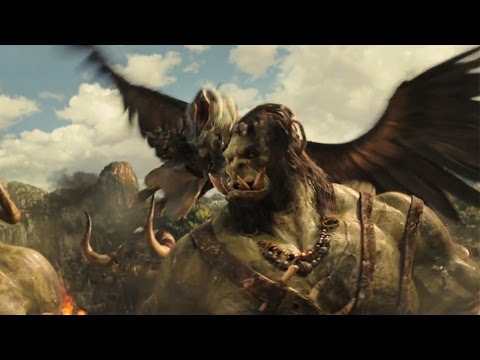 Warcraft: Clancy Brown's Blackhand Doesn't Like Humans Very Much  BlizzCon 2015