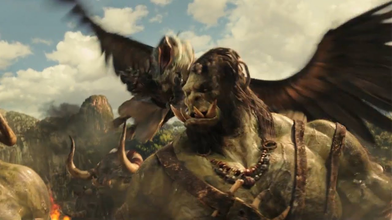 Warcraft: Clancy Brown's Blackhand Doesn't Like Humans