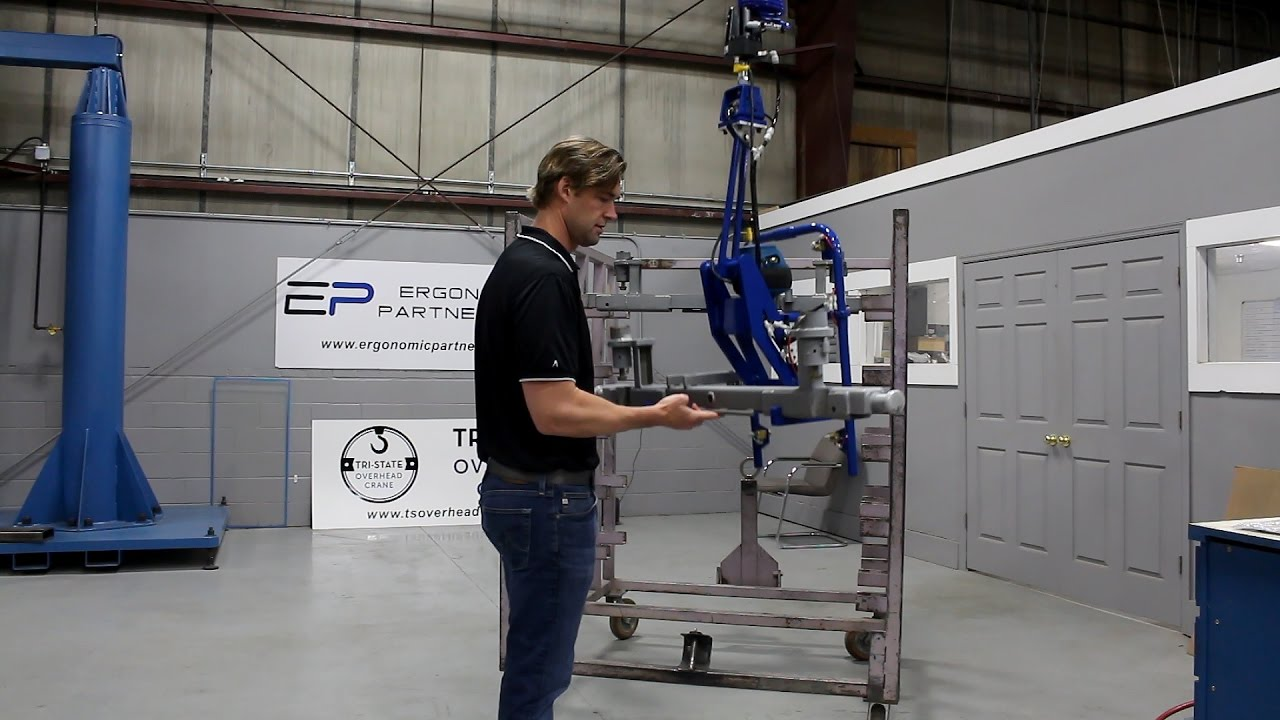 Easy Lift Assist Arm : Automotive lift assist with zero gravity arm youtube