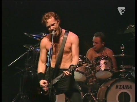 Metallica - Live in Hamburg, Germany (1997) [Full New 2004 Sat. TV Broadcast]