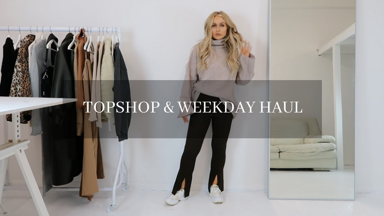 [VIDEO] - Topshop & Weekday Autumn/Winter Haul & Try On 8