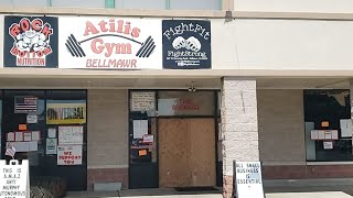 They closed my gym!!!
