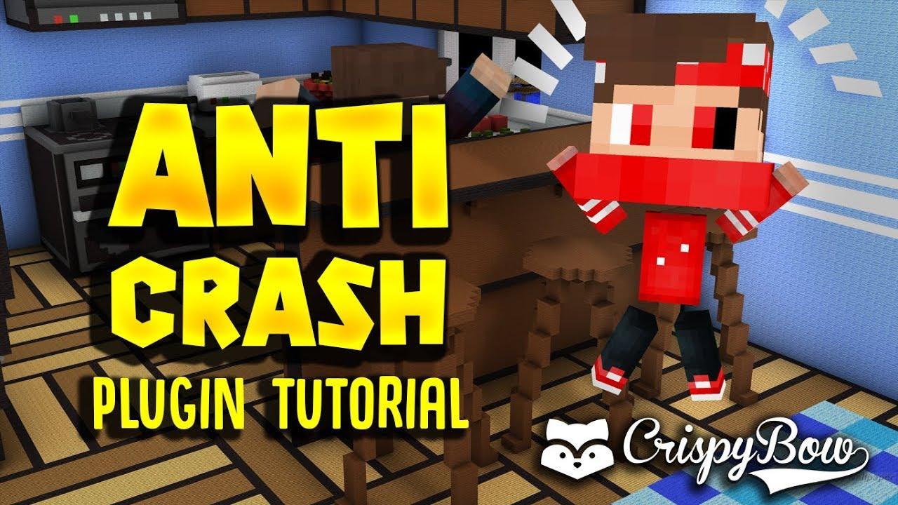 AntiCrash | Block Crash On Your Server! | SpigotMC - High