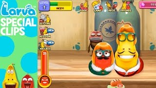 My Larva - Mobile Game - Fun Larva Product - Play with Larva