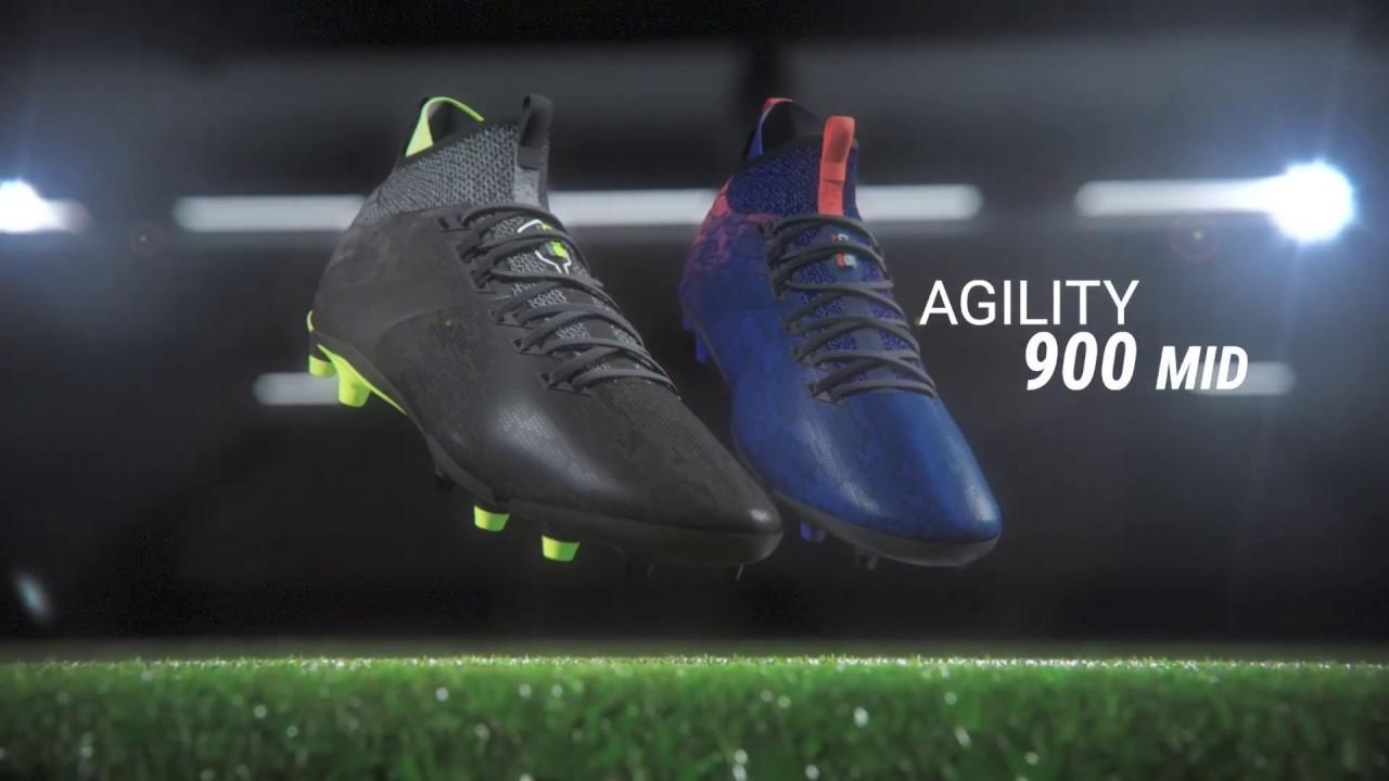 Football Mid Agility La 3d De En 900 Chaussure Découvrez Nouvelle n80wXOPk