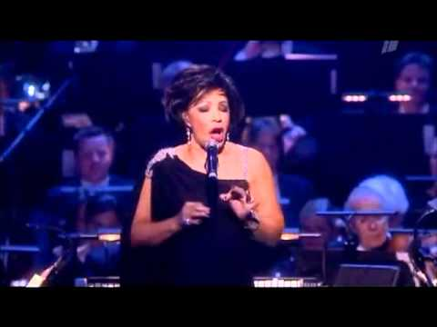 Shirley Bassey - Diamonds Are Forever - Gorbachev 80's Birthday Royal Albert Hall London.mp4