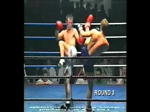 Richard Smith Bad Company Leeds v Phil Barton Southport Full Fight