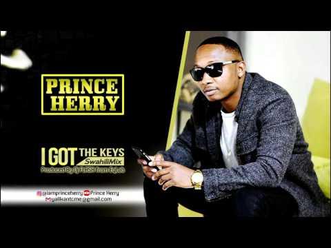 "PrinceHerry Music -""Freestyle"" I got the keys ( SwahiMix)"
