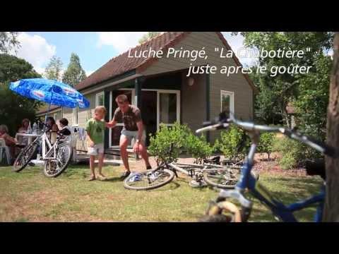 Camping La Chabotière - Luché pringé - Vallée du Loir