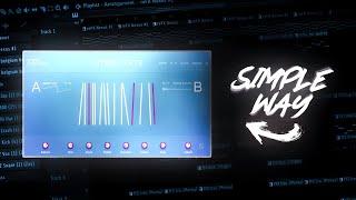 How To EASILY Make Wavy RNB Beats For Bryson Tiller & Drake | FL Studio (R&B Melody Tutorial)