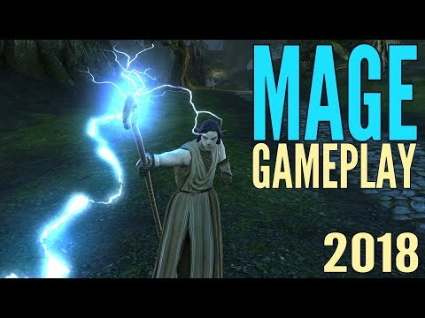 RIFT Mage Gameplay 2018 – All F2P Souls