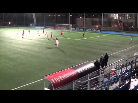 U-14 BNT vs. Real Madrid: Highlights - Feb. 10, 2015