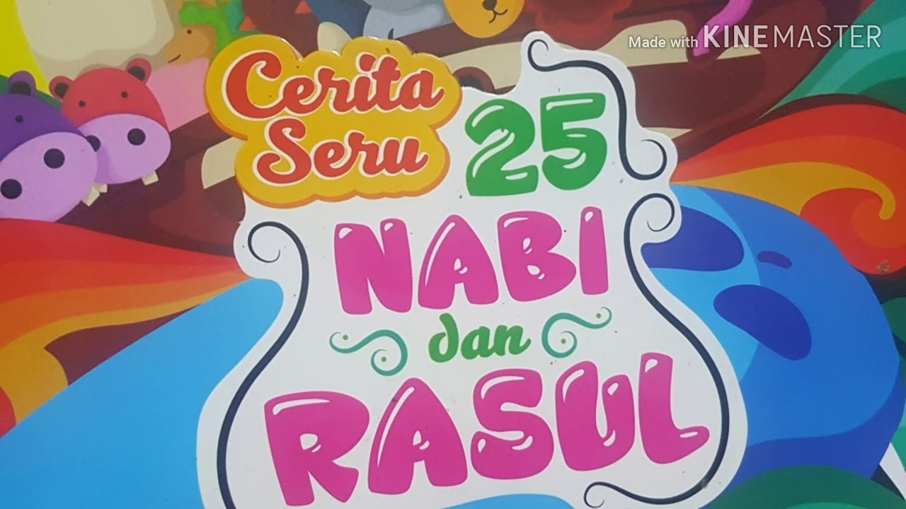 Download KISAH NABI ZAKARIYAH AS
