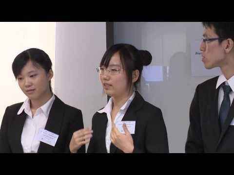 HSBC Asia Pacific Business Case Competition 2014   Round 1 E1   South China University of Technology