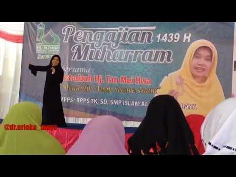 mendidik-anak-_kajian-islam-di-tahun-baru-1-muharram-oleh-ustadzah-tan-mei-hwa-#alazka-#alazhar