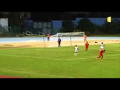 Guadeloupe vs Dominican Republic - Group 7 - Caribbean Cup 2012