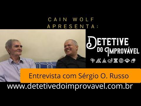 Cain Wolf entrevista Sérgio O. Russo