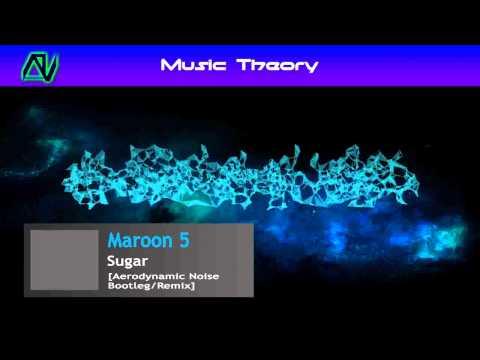 Maroon 5 - Sugar [Bootleg/Remix Aerodynamic Noise]