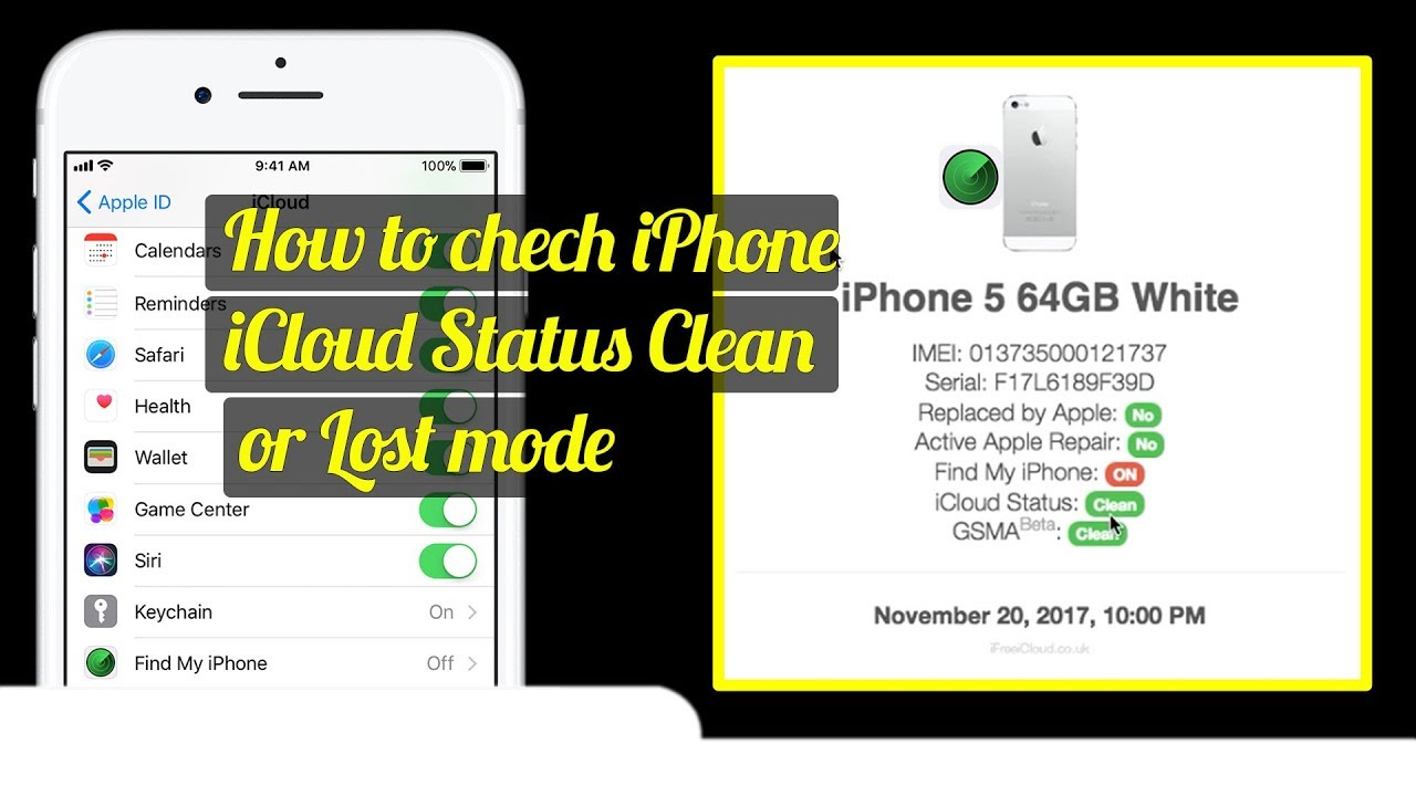 free check iphone imei blacklist