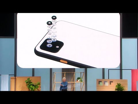 Pixel 4 camera details full Made by Google reveal