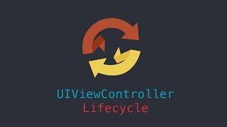 Жизненный цикл UIViewController
