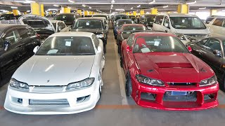 BUYING CARS AT AUCTION IN JAPAN!