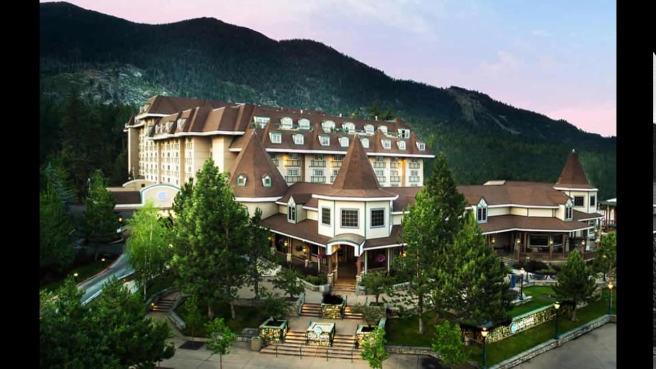 lake tahoe resort hotel - youtube