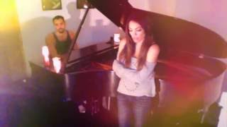 Say Something - Christina Aguilera (Cover by Nicholas Connell and Brittani Jenee')