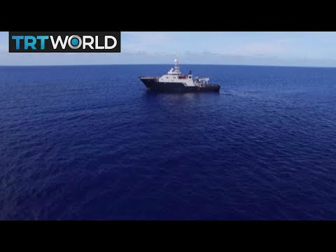 USS Indianapolis Found: Sunken warship discovered 5km under the Pacific