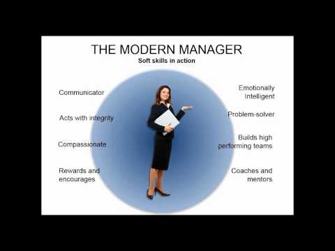 Soft skills for the 21st century