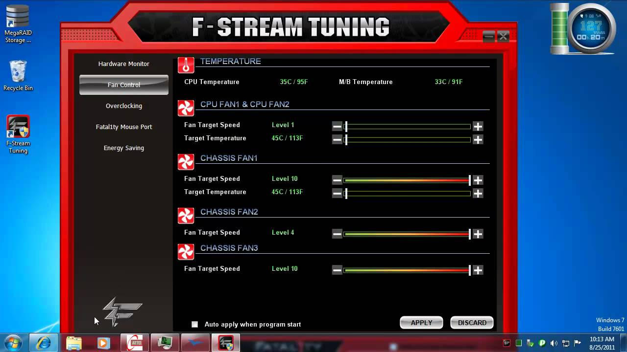 ASRock Fatal1ty Z77 Performance F-Stream Tuning Drivers for Mac Download