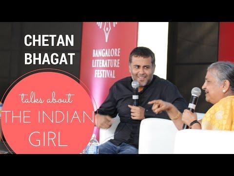 Chetan Bhagat on The New Indian Girls with Sudha Murthy