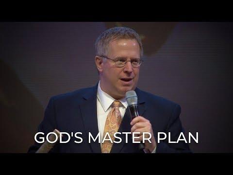 God's Master Plan – Pastor Raymond Woodward