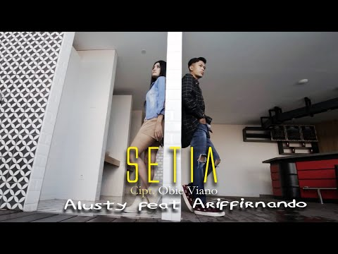 Alusty feat. Ariffirnando - Setia [OFFICIAL]