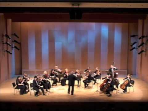 B. Tchaikovsky: Sinfonietta, 4th movement / Rachlevsky • Chamber Orchestra Kremlin