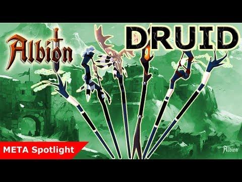 Druid/Nature Changes | Percival Mid-Season Patch | Albion Online