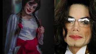 Búp Bê Ma AnnaBelle Phiên Bản Cố Nhạc Sĩ Michael Jackson Sau Thẩm Mỹ