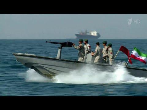 Иранский танкер, поврежденный в Красном море, взял курс на Персидский залив.
