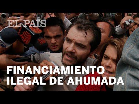 CARLOS AHUMADA, expareja de ROSARIO ROBLES, detenido por corrupción