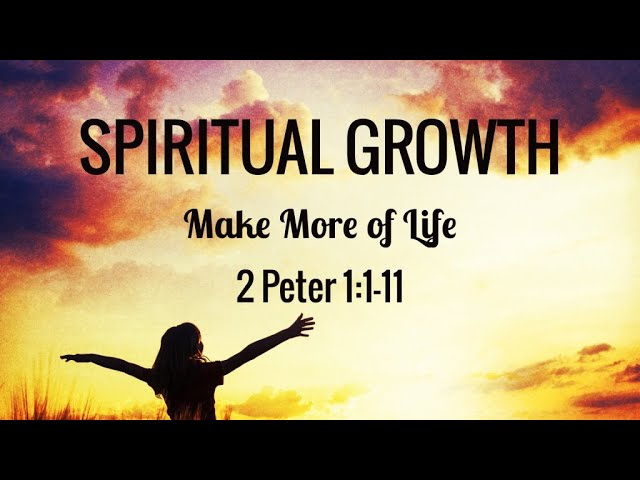 Make More of Life