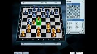 Kasparov Chessmate Casual Game