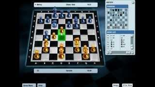 Kasparov Chessmate Casual Game