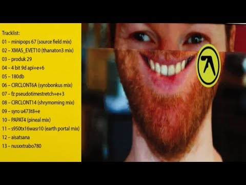 *Pseudo Aphex Twin - PAPAT4 (pineal mix) [Fake] mp3